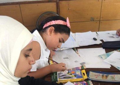 ورش فنية للأطفال