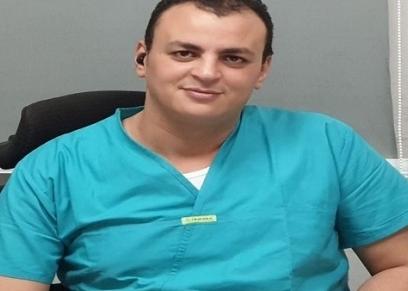 الدكتور محمد علام نائب مدير مستشفى النجيلة بمطروح للعزل الصحي