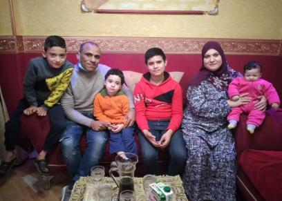 إيطالية متزوجة من مصري