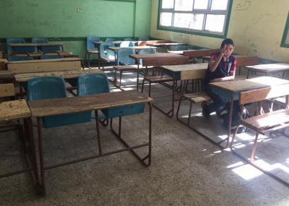 وفاة طلاب في أول اسبوع دراسة بسبب الصف الأول