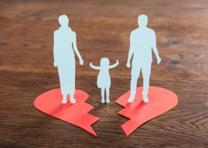 الأطفال ضحية الطلاق