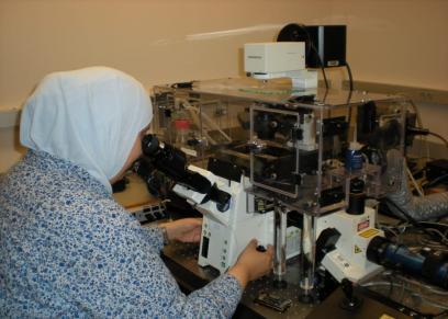 الأردنية لبنى تهتموني.. تأثرت بمرض خالتها فأصبحت عالمة في مجال سرطان الثدي