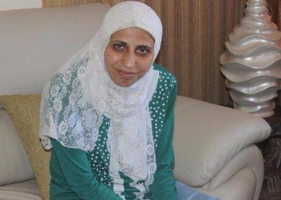 الشاعرة الفلسطينية-دارين طاطور-صورة أرشيفية