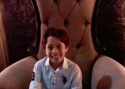 الطفل المخطوف زياد أحمد البحيري