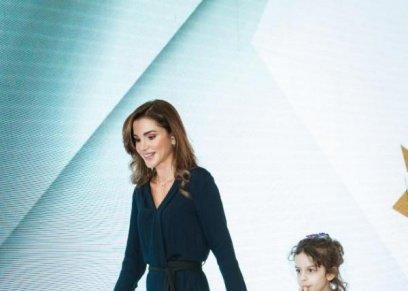 الملكة رانيا ترد على منتقدي ملابسها: