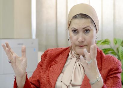 الدكتورة سحر السنباطى