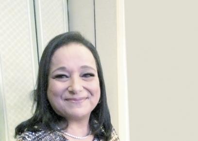 النائبة أنيسة حسونة، عضو مجلس النواب