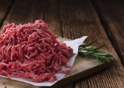 لحم مفروم