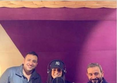 مريم عامر منيب و تامر حسين