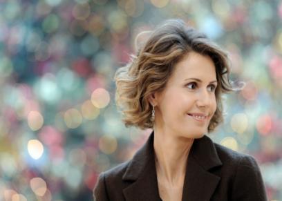 أسماء الأسد تعلن في مقابلة تلفزيونية شفاءها من مرض السرطان