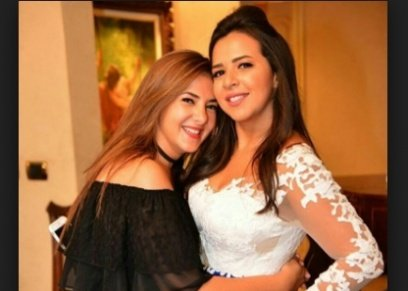 دنيا سمير غانم تهنىء شقيقتها وحسن الرداد بمناسبة مسلسل