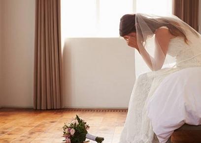 رعب جديد للبنات من هروب العريس