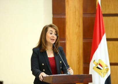 الدكتورة غادة والي وزيرة التضامن