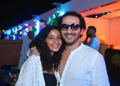 لي لي ابنة أحمد حلمي ومنى زكي