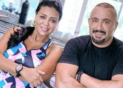 رانيا يوسف بصحبة أحمد السقا في الجيم
