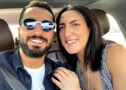كيف تفاعلت شقيقة محمد الشرنوبي على خبر خطوبته
