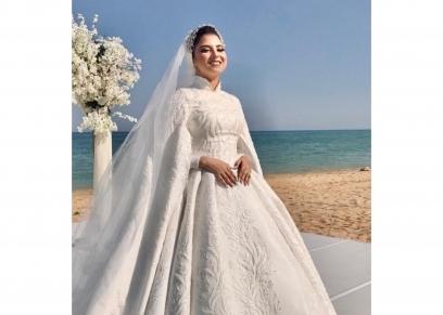 زفاف جهاد البنا