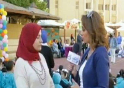 الدكتورة هدى محمود بالمجلس القومي للطفولة والأمومة