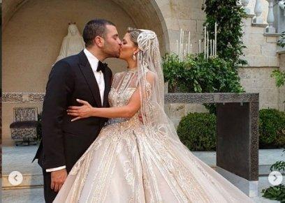 تفاصيل حفل زفاف نجل إيلي صعب