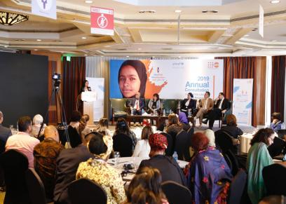 الدكتورة مايا مرسي رئيسة المجلس القومي للمرأة