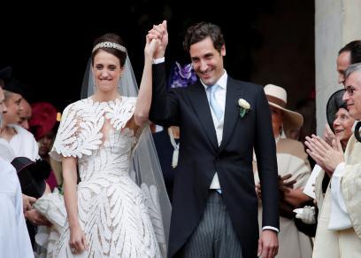 زواج حفيد نابليون بونابارت