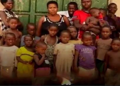 بالصور| أغرب حالات ولادة التوائم حول العالم منها.. أوغندية أنجبت 44 طفل