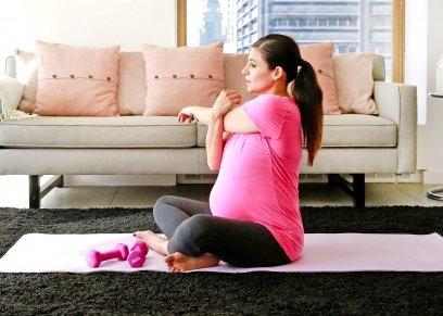 تمارين الحامل