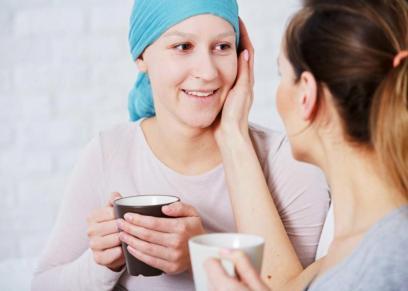 محاربات السرطان