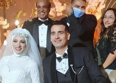 زفاف ابنة سليمان عيد