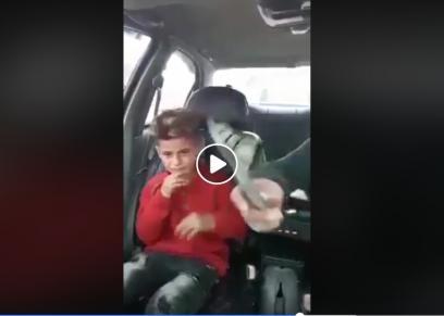 بالفيديو|