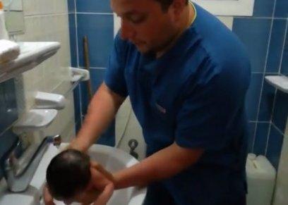 الدكتور هاني عصام اخصائي طب الاطفال وحديثى الولادة