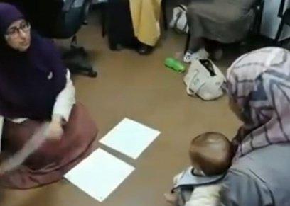 بعلم الأطفال منذ ولادتهم تنمية المهارات