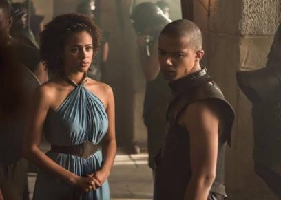 ناتالي إيمانويل بطلة Game Of Thrones