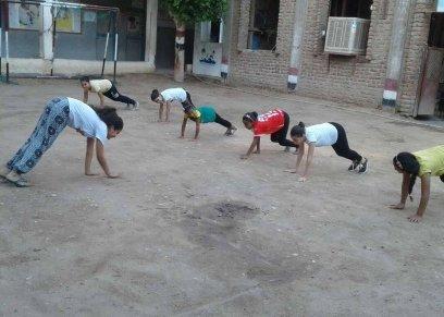 أول مبادرة لفريق كرة قدم نسائي في صعيد مصر