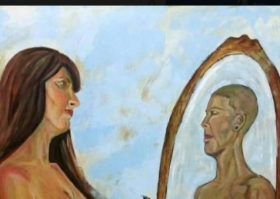 لوحات سرطان الثدي