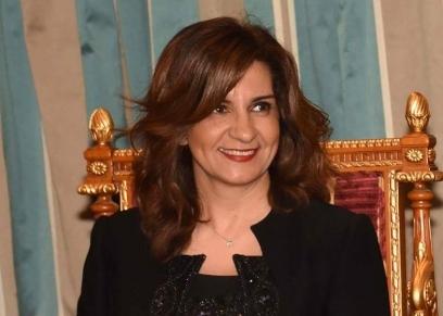 وزيرة الدولة لشئون الهجرة الدكتورة نبيلة مكرم