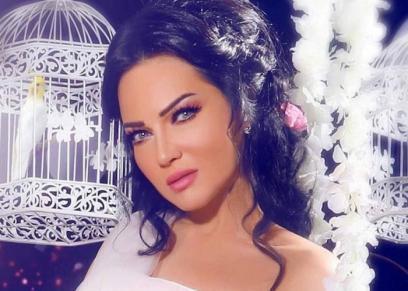 الفنانة صفاء سلطان