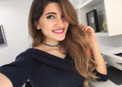 السورية هيلا غزال