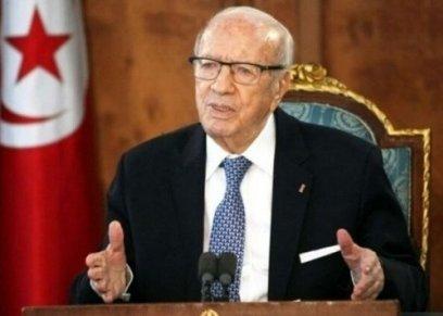 وفاة الرئيس التونسي قايد الباجي السبسي