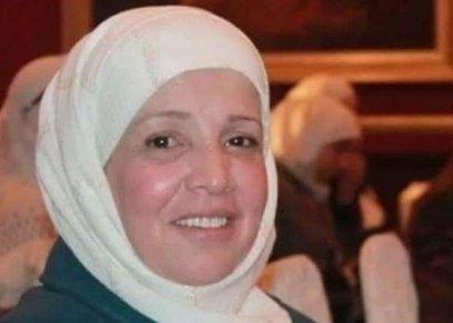 نقيبة صيادلة سوريا وفاء كيشي