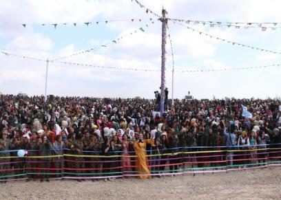 احتفالية في سوريا لليوم العالمي للمرأة