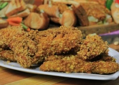 دجاج ستربس