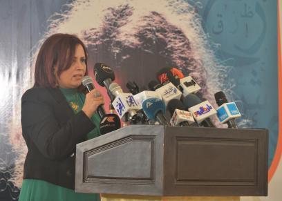 الدكتورةعزة العشماوي، أمين عام المجلس القومي للطفولة والأمومة