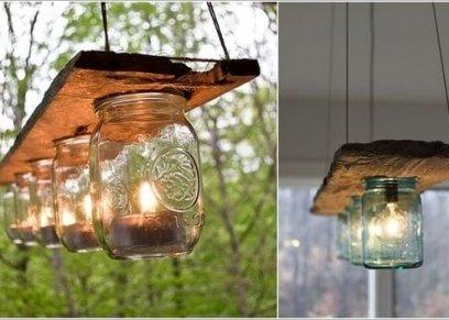 بالصور| اجعلي من المصابيح عنصر جمالي في ديكور منزلك