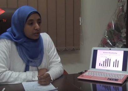 أسماء صادق استشاري طب الرضاعة الطبيعية