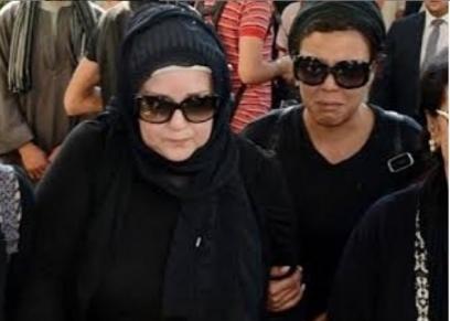 دلال عبدالعزيز وناهد السباعي