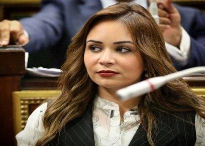 النائبة سعاد المصري وكيل لجنة المشروعات الصغيرة بالبرلمان