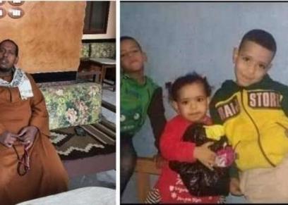 ضحايا سيدة قنا التي قتلت أطفالها وزوجها