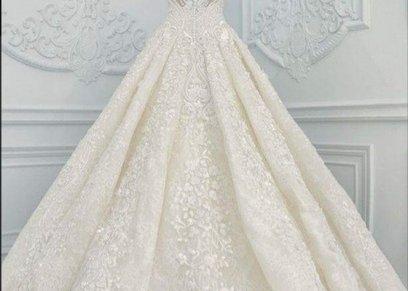 فستان ملكي