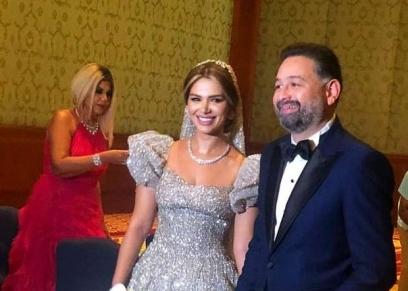 حفل زفاف أمير شاهين